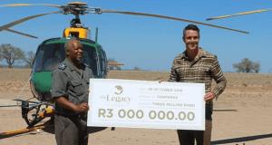 SANParks Anti-Poaching Donation