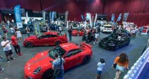 Motor car show