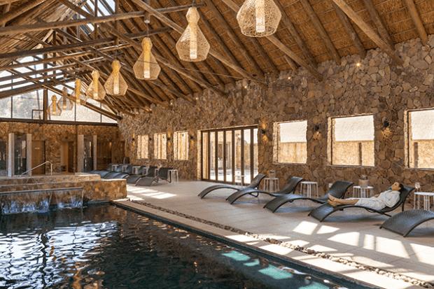 Tranquila Spa interior