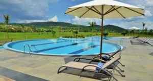 EPIC hotel Rwanda pool deck