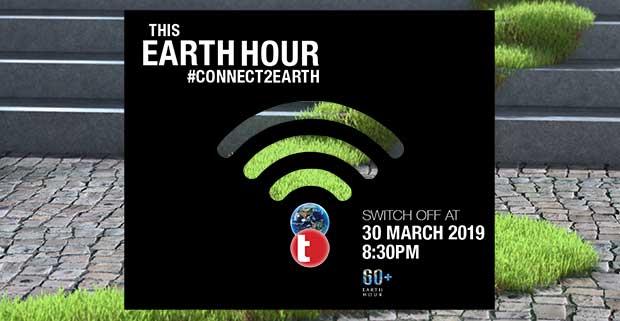 Earth Hour branding