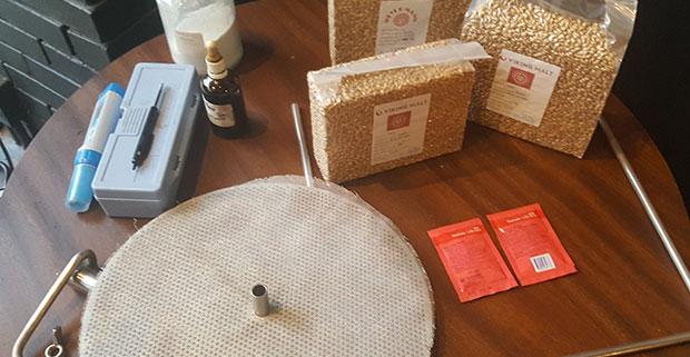 bevPLUS craft beer brewing equipment
