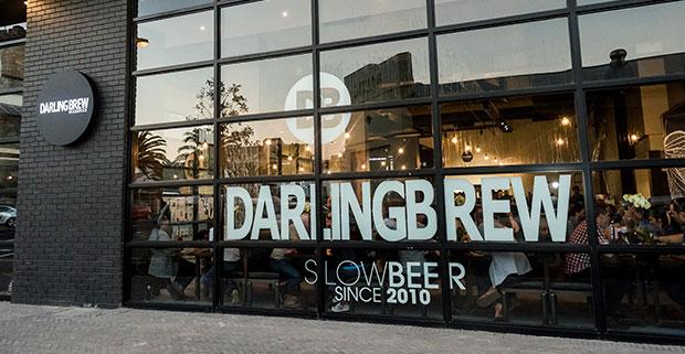 Darling Brew Woodstock Exterior