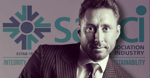 Rudi van der Vyver, SAACI CEO