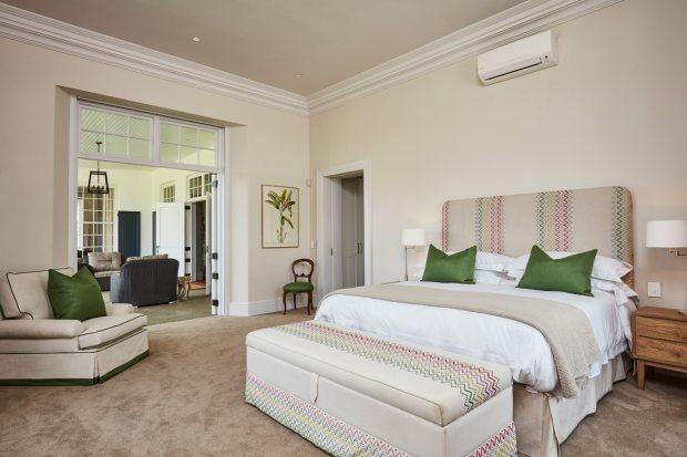 Image of Brookdale Estate master bedroom