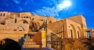 A Cappadocia cave hotel