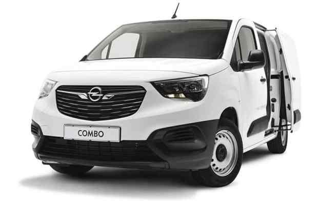 Opel Combo Cargo 1.6TD