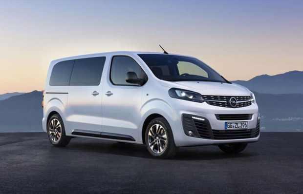 Opel Zafira Life 2.0TD