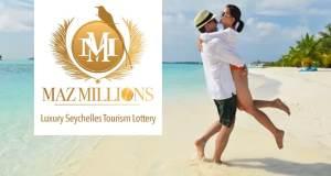 MAZ Millions Seychelles Tourism Lottery