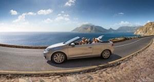 Road trip along Chapman's Peak Drive in Cape Town
