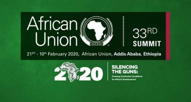 33rd African Union Summit header