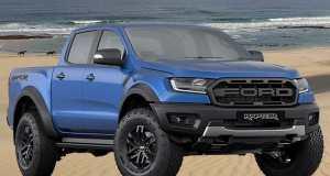 2019 Ford Ranger Raptor 4x4