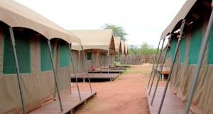 Tourvest Guide Academy campsite