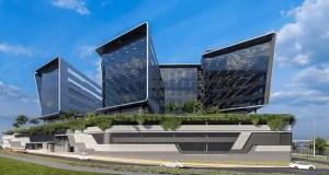 ORTIA Precinct Plan Building