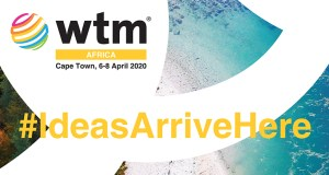 WTM Africa 2020 logo with hashtag