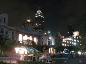 Tourism in Mexico City
