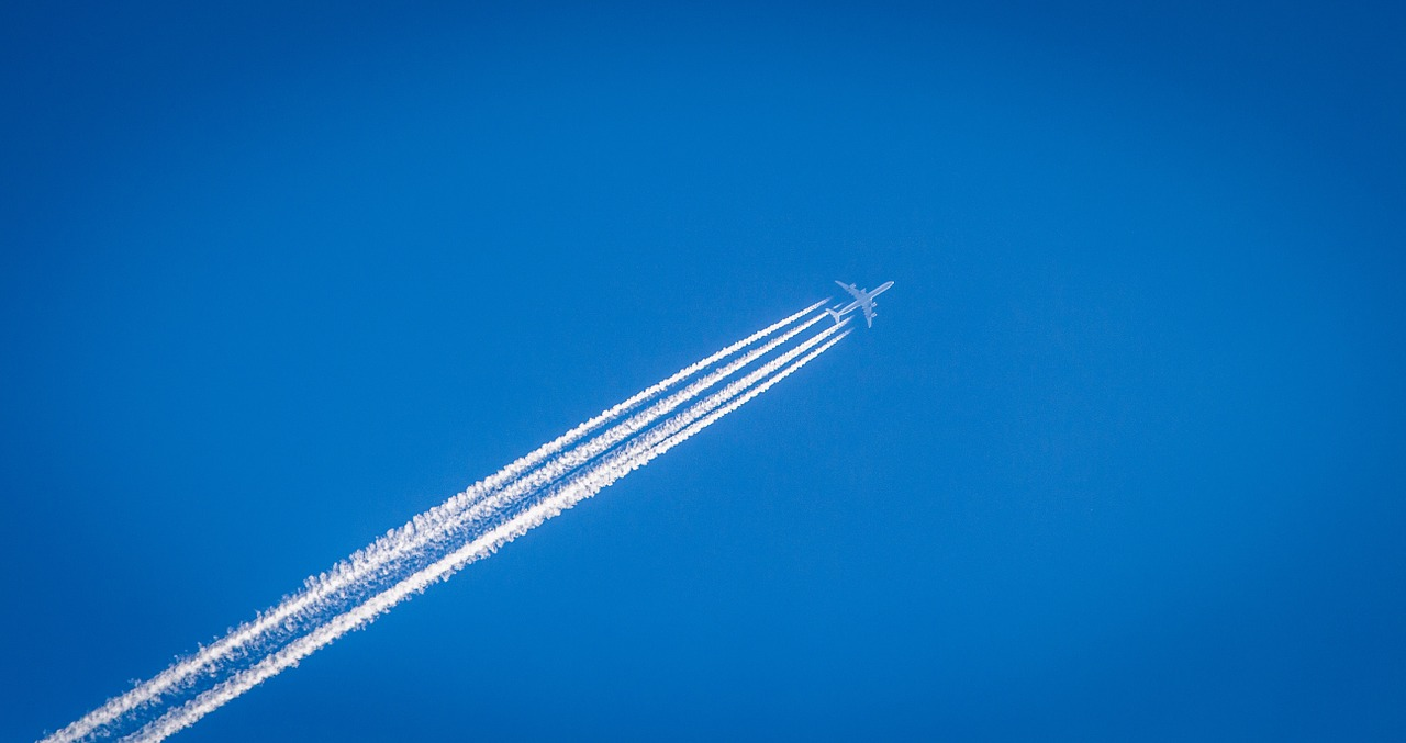 how to fly more sustainable