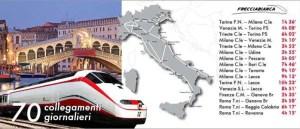 Rom Anreise Schnellzüge