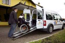 Taxis in Rome Disabled Transport 3570