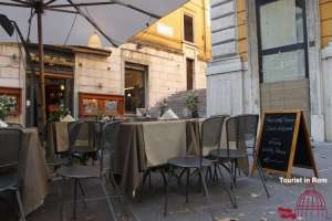 Gran Caffe Roma Via Veneto
