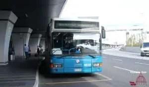 Transfer zwischen Fiumicino und Rom Info FCO Cotral