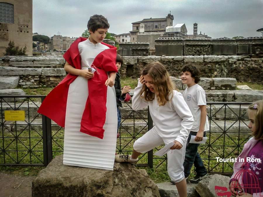 Rome With Kids Family Holidays In Rome Tourist In Rome - 8 fun activities for kids in rome