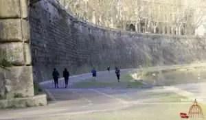 Rom Joggen Tiberufer