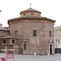 Öffnungszeiten Papstbasiliken Rom St. Johann Taufkapelle