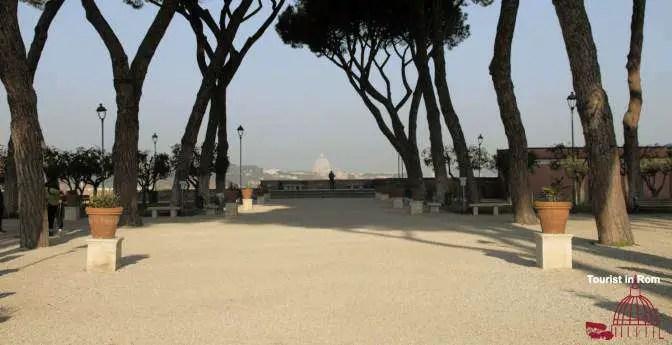 Die schönsten Aussichtspunkte über Rom