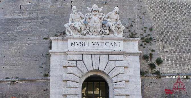 Vatikanische Museen ohne Anstehen