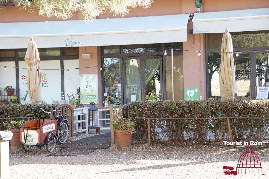 Vivi Bistrot Villa Borghese