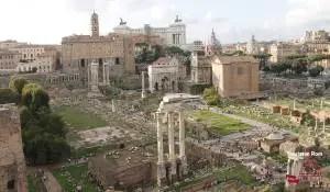 Forum Romanum und Kapitol