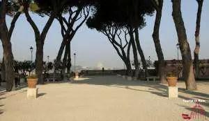 Aussichtspunkte Rom Giardino degli Aranci