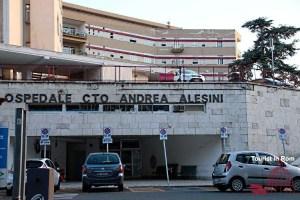Arzt in Italien Krankenhaus