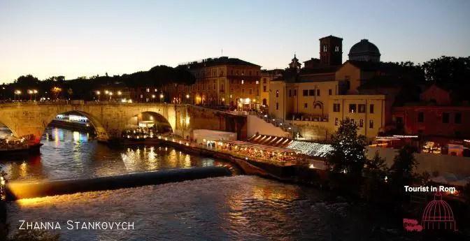 Rom Ferragosto · Mariä Himmelfahrt in Rom