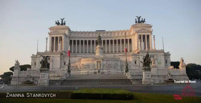 Drei Tage in Rom · Wochentage in Rom
