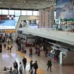 Fiumicino Terminal 3 check-in