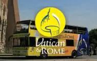 Travel card Vatikan & Rom