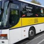 Rom Ciampino · CIA Transfer · Shuttle · Stadtbus · Taxi