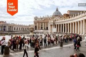Petersdom ohne Warten