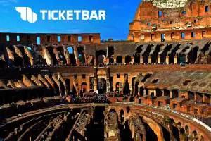 Ticketbar Kolosseum 4. + 5. Ring