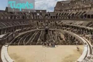 Tiqets Ticket Kolosseum Arena
