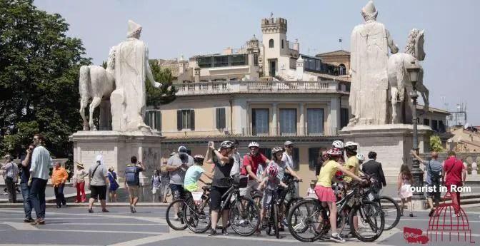 Fahrrad Rom Bike Rome Roma bici