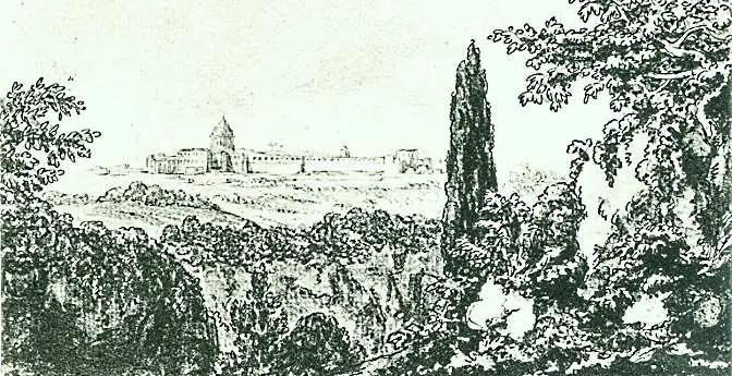 Konzert Collegium Cantorum Koeln in Rom