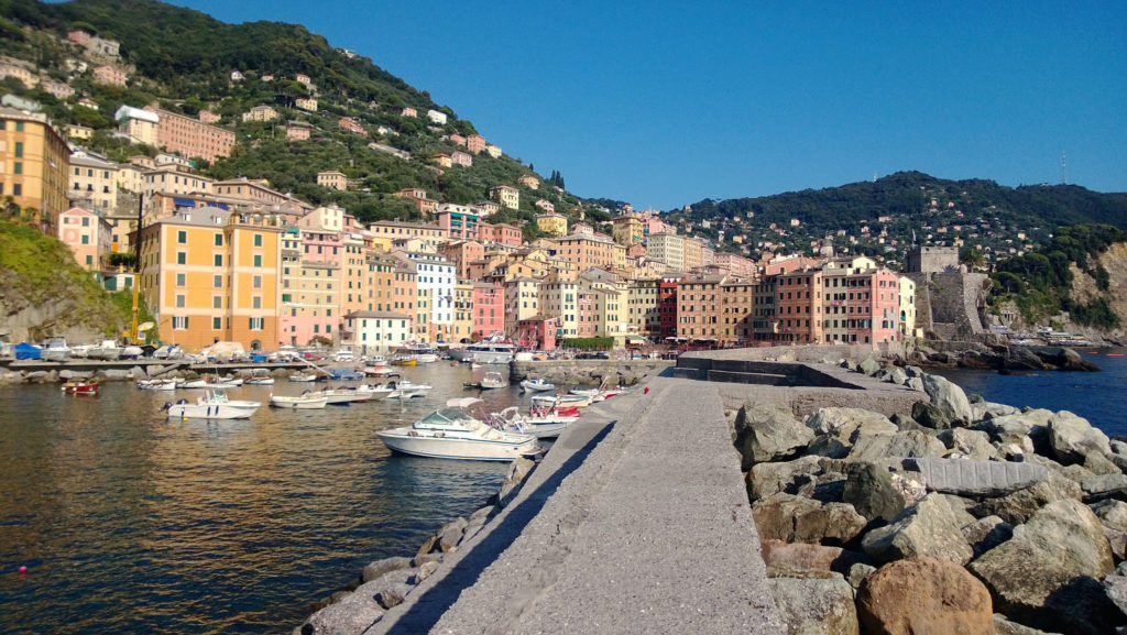 Portofino praça foto di Flick2 - Liguria