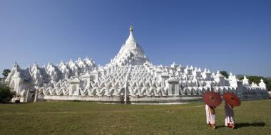 White temple Mingun