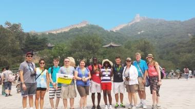 Badaling Great Wall, Beijng
