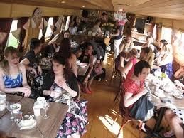 Whittington's Tea Barge