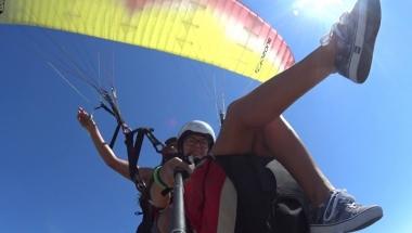 Paragliding Montenegro