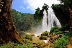 Pyin Oo Lwin waterfall